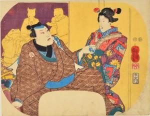 左甚五郎と京人形